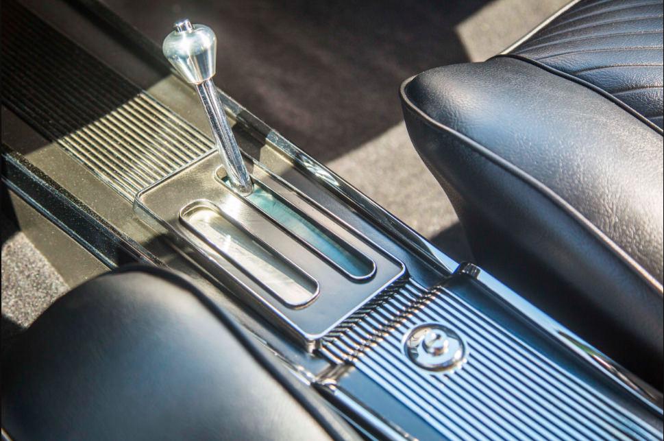 John Dooley 1965 Pontiac GTO - South City Rod & Custom - Photo by Tim Sutton