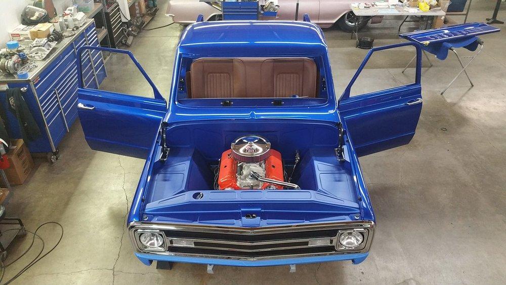 Provost 1970 Chevy C10 Pickup - South City Rod & Custom