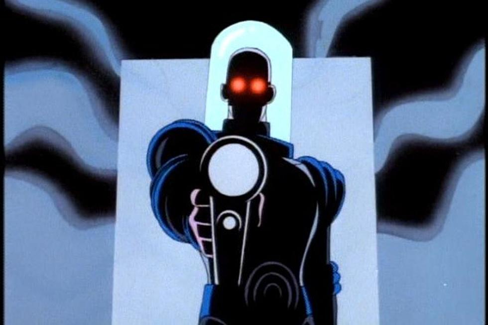 Mr. Freeze, the ultimate motivation makeover.