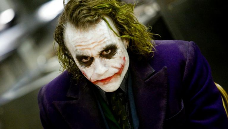 Not everyone is the Joker is what we're trying to say.