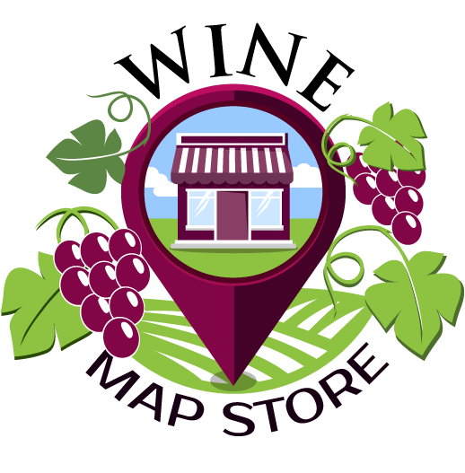 California Winery Maps | Treasure Map of  Wineries