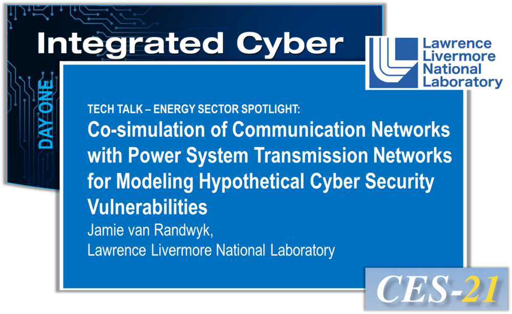 Using T&C co-simulation to explore automated cyber threat detection and response strategies at scale, under various cybersecurity scenarios, to avoid or mitigate undesirable grid effects.   View Slides (Coming Soon)