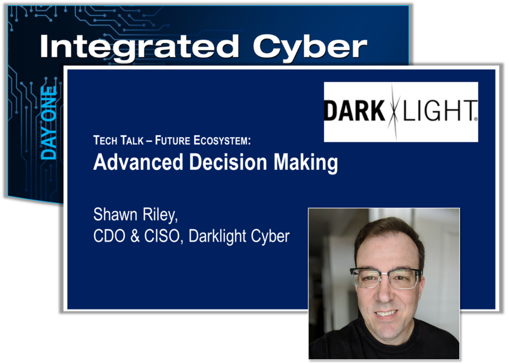 """This talk will provide an overview of the knowledge engineering and science of security scientific knowledge management that is needed to support advanced decision-making augmentation and automation in a future integrated cyber defense ecosystem with AI-driven cyber defenses. We'll explore a cyber effects matrix visualization to discuss cybersecurity decision patterns centered on adversary TTPs (problems) and what """"effect/effects"""" (solutions) the defender can have on the adversary's activity (TTPs) across the cyber attack life-cycle and the context from IACD sense-making needed for advanced decision-making support, augmentation, and automation in the future ecosystem.    View Slides"""