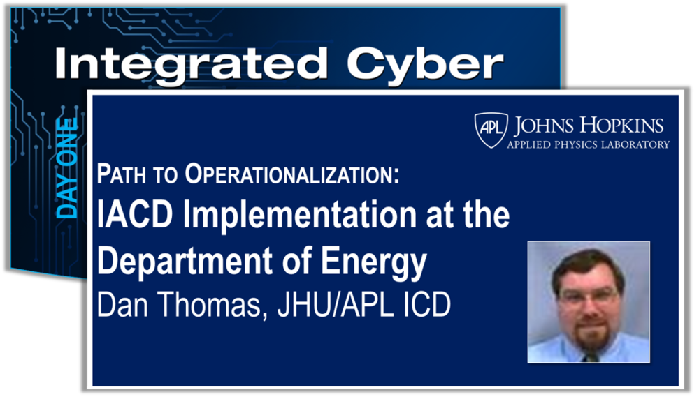 The Department of Energy implemented a number of automation workflows on their network. Many lessons were learned through the actual application of tools to a live system.    View Slides