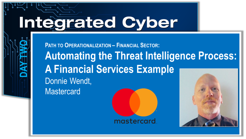 This session gives an overview of the challenges a financial institution faces in vetting, applying, and responding to threat intelligence. The volume of threat indicators puts a strain on resources to filter through the noise and discover credible, actionable threat indicators in a timely fashion. Security analysts are spending too much time enriching indicators and responding to alerts. After examining the current-state process, a future-state process, leveraging security automation, is presented.    View Slides