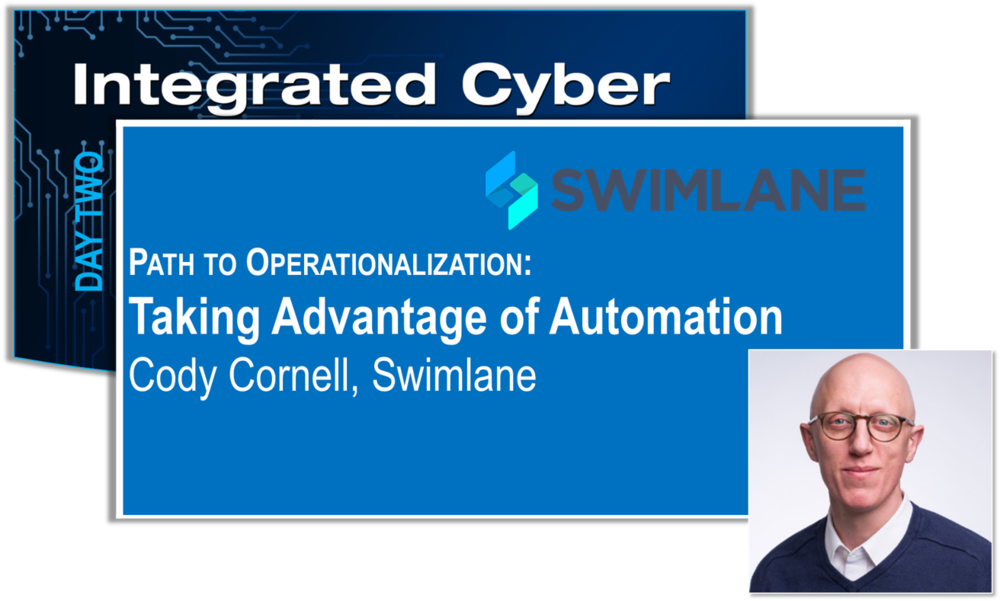As organizations invest in security automation and orchestration (SAO), how can they make the most of what they have to get the largest immediate return on that investment? How can organizations that have a limited investment in products and services use automation effectively? This talk will present insights into how to use your base infrastructure to improve your security posture in real time.   View Slides (Coming Soon)