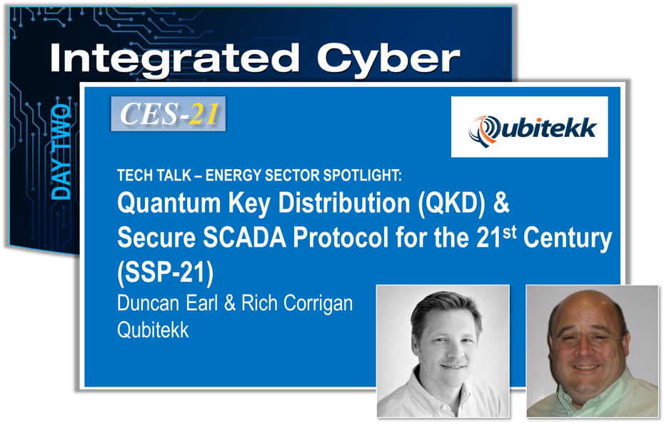 Quantum key distribution is a new tool for generating shared random keys that can be securely distributed between devices for simplified authentication and encryption. When used with the new Secure SCADA Protocol for the 21st Century (SSP-21) protocol, this new technology is being integrated into industrial control systems associated with the electrical power industry. This joint presentation will describe the technology, the protocol, and its most recent applications.    View Slides