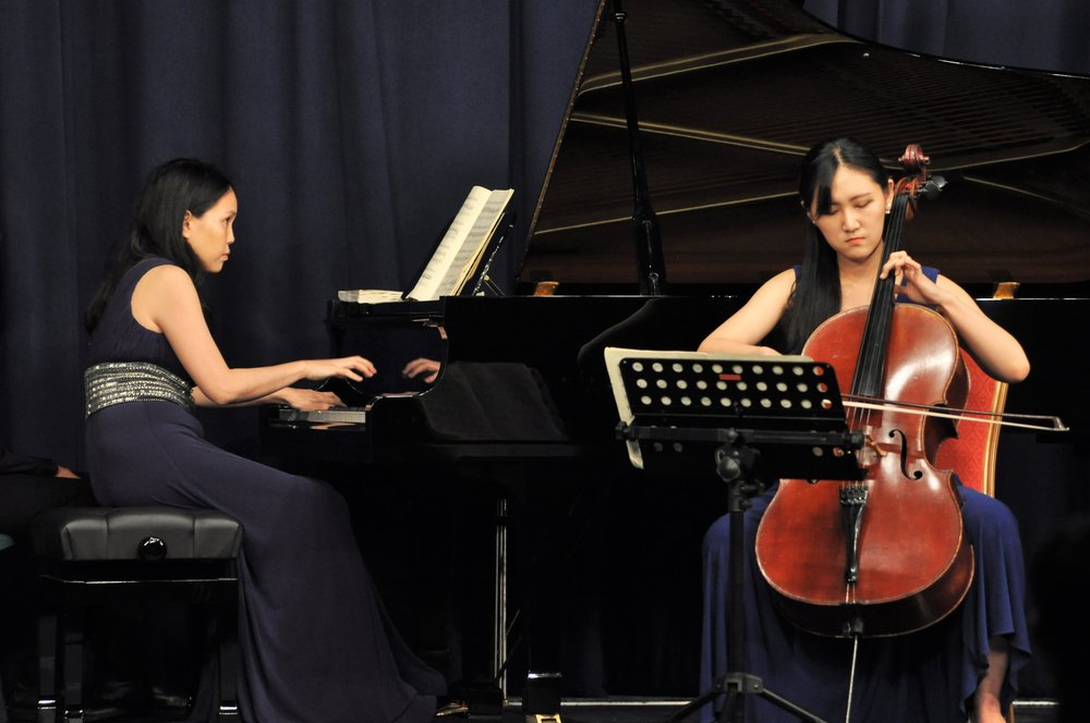Cello & Piano Duo Recital by Yoon Soo Park & Cindy Ho