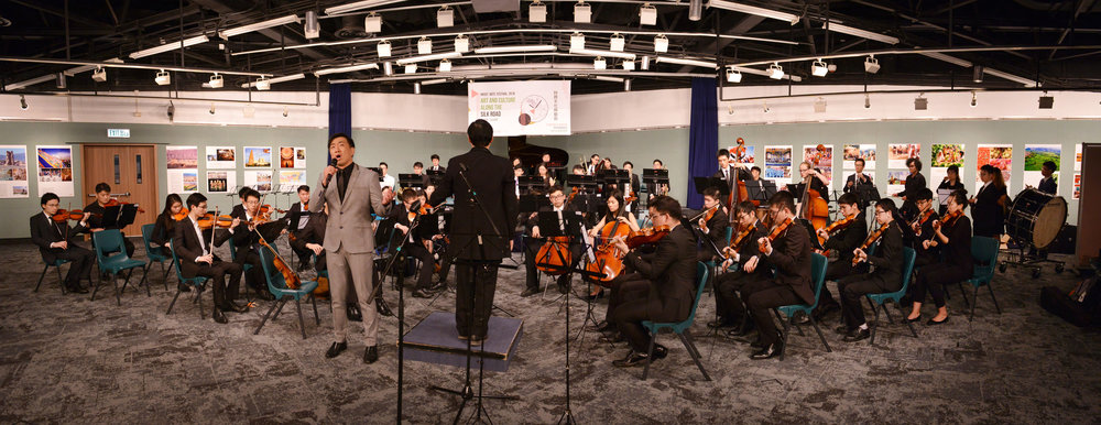 HKUST Arts Festival 2018 - Music Around the World: Concert by University Philharmonic Orchestra, HKUSTSU  Mar 20, 2018