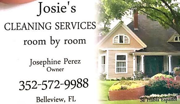 Josie Perez - 352.572.9988