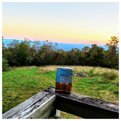 Aquinas Learning Journal Coordinator Anna Duran recently re-read Teaching From Rest at a remote cabin in Shenandoah, VA, and is excited to hear thoughts and encouragement from other AL parents!