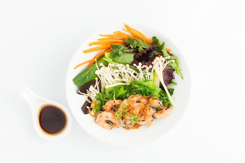 Shrimp and Scallop Ceviche Salad   $10.95