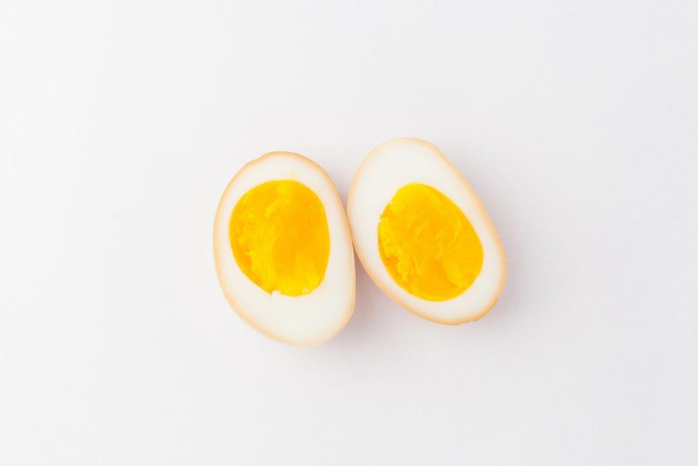 BBQ Egg + $1