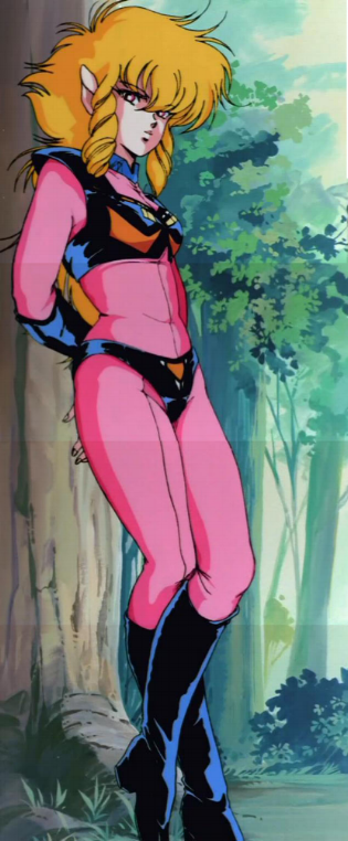 """""""It appears that Fight! Iczer-1 was where anime studios realized they could make a perverted anime that was borderline hentai"""""""
