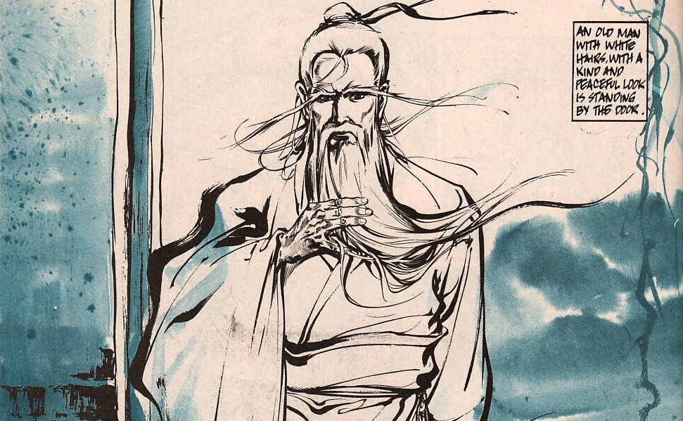 Xian - The archetype of the wise sage