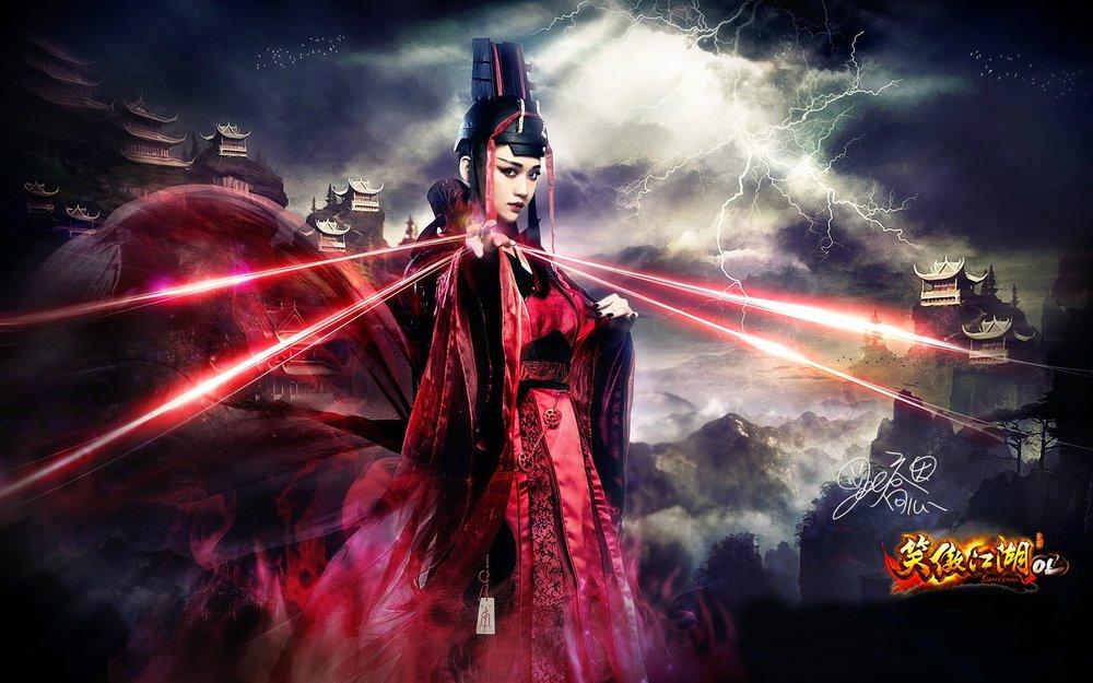 Dongfag Bubai - Villainous Cult Leader