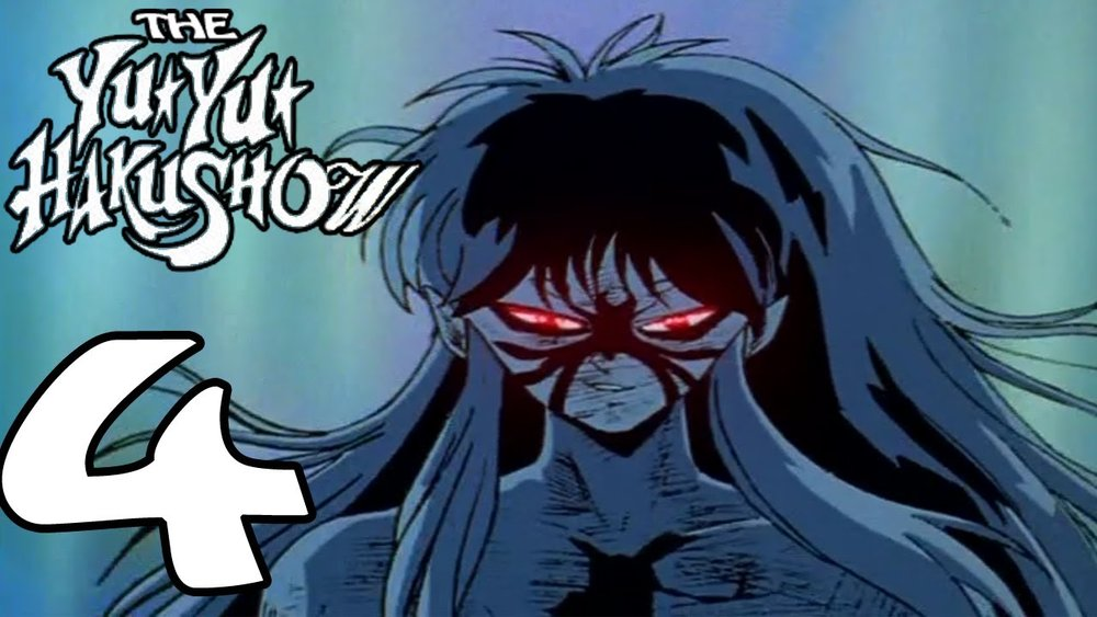 The YuYu Haku Show 4 - Rando: First Blood