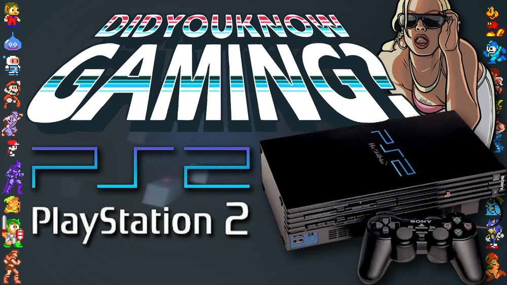Playstation 2 - Did You Know Gaming?