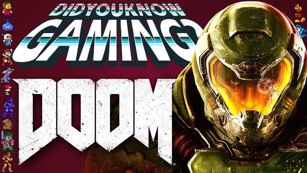 Doom (2016) - Did You Know Gaming?