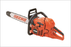 CS.590 Rear Handle Chainsaw - The ECHO CS590 TIMBERWOLF is built to tackle the toughest jobs on the park, farm or anywhere. It's durable for any workload from felling a tree to cutting firewood. The decompression valve makes start-up easy and the spring-style vibration system provides improved comfort for all-day operation..