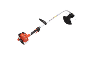 GT22GES Line Trimmer - his curved shaft line trimmer is lightweight with low vibration levels, precise balance and superb build quality for ease of operation. It features a 21.2cc 2-stroke engine for power and reliability and ECHO's unique 'ES' Starting System for reduced starting effort. It's perfect for small yards & home use.