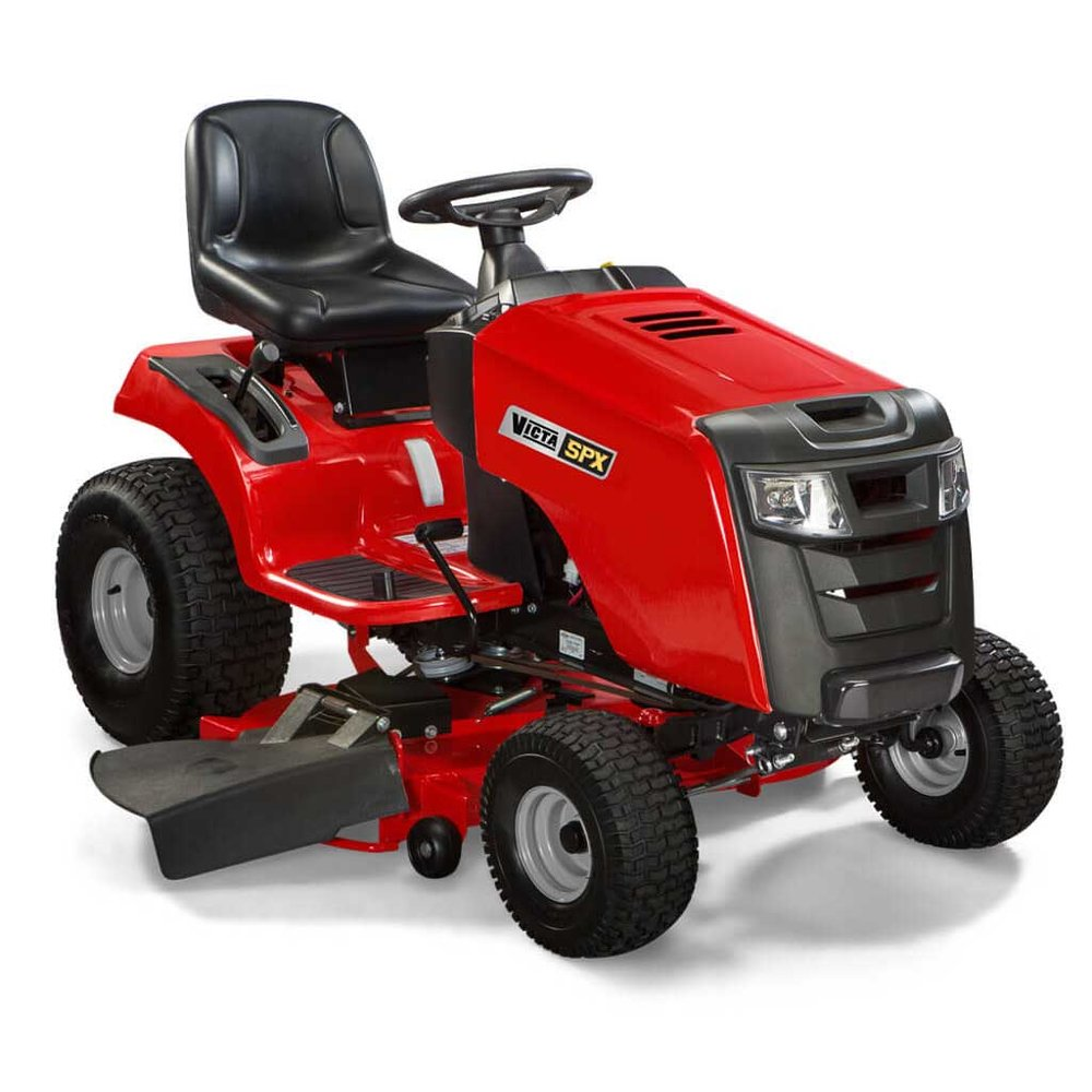 Victa Ride-on Mowers - Victa offer a range of ride-on mowers to suit any domestic purpose from the entry level VRX range to the rugged VZT zero-turn. Powered by the legendary Briggs & Stratton engine