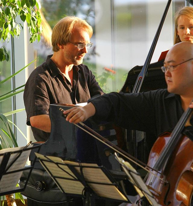 Today we mourn the loss of our extraordinary mentor, colleague, and friend, Peter Longworth. It is impossible to overstate the contribution of this great artist to our community of musicians. Our hearts are with @sheilajaffe and Amelia.