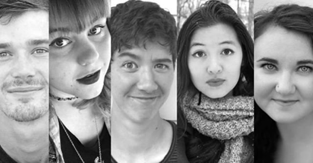 Accidents & Fairytales is a collaboration between Cassie Garbutt, Rebecca Hellekson, Esther Koepnick, and Chris, Kyle and Alex Friesen. They took poetry and set it to music, structuring the album like a climactic play. We are so intrigued and excited to hear them at this year's #15FameFest!