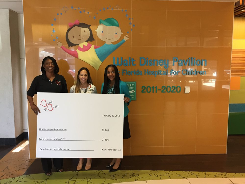- Florida hospital foundationWe are so humbled by our partnership with Florida Hospital Foundation. For over six years we've received over ten children to love on and support through this amazing team. Website