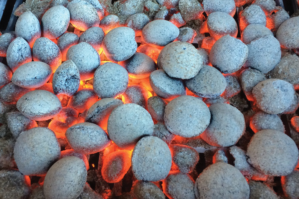 Black Pearl Charcoal has no chemical additives
