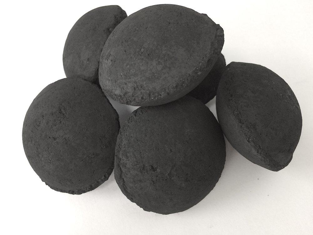 Premium BBQ briquettes