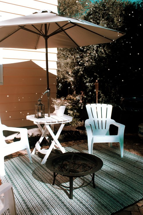 Furnish Your Patio Without Breaking The Bank A Re Styled Life