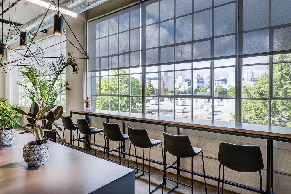 Revant Optics Headquarters Coffee Warehouse)