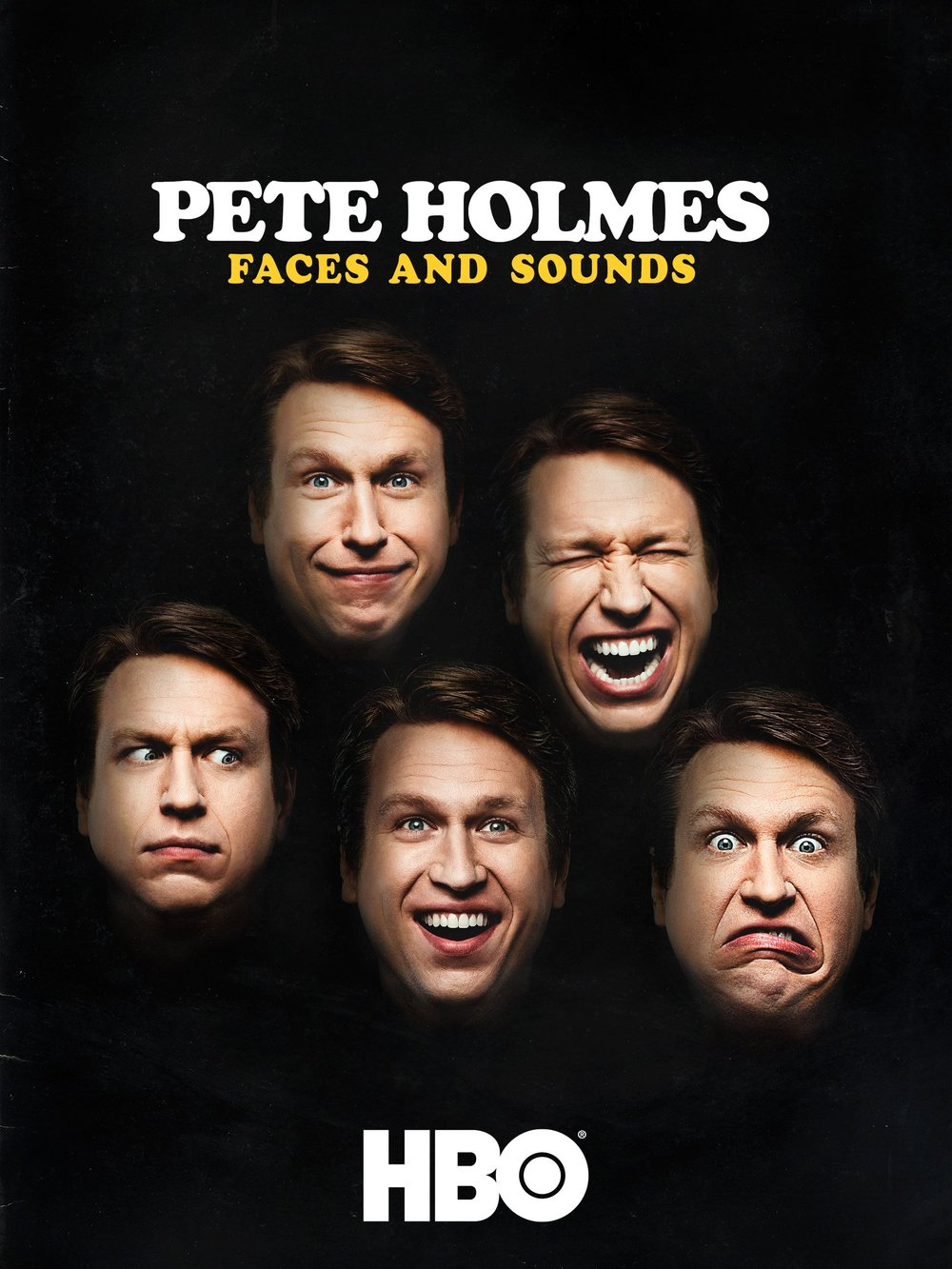 Pete Holmes Faces and Sounds.jpg