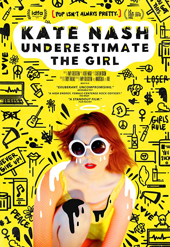 Kate Nash Underestimate the Girl.jpg