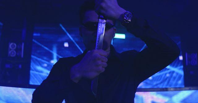 🔪 #TOKYORED @blackpillsus . @vithayapansringarm aka #death #r3d #redepicw #reddigitalcinema #frame #blade #sword #sexclub #hentai #blackpills #lateatnight #bts @thefluidrobot @katingkarat @ryusuke.kobayashi  #yakuza