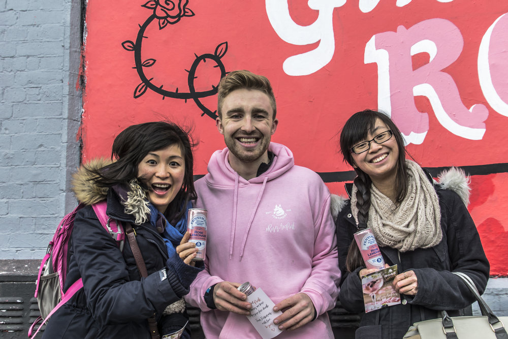 Quirky Group Fentimans Brand Ambassadors