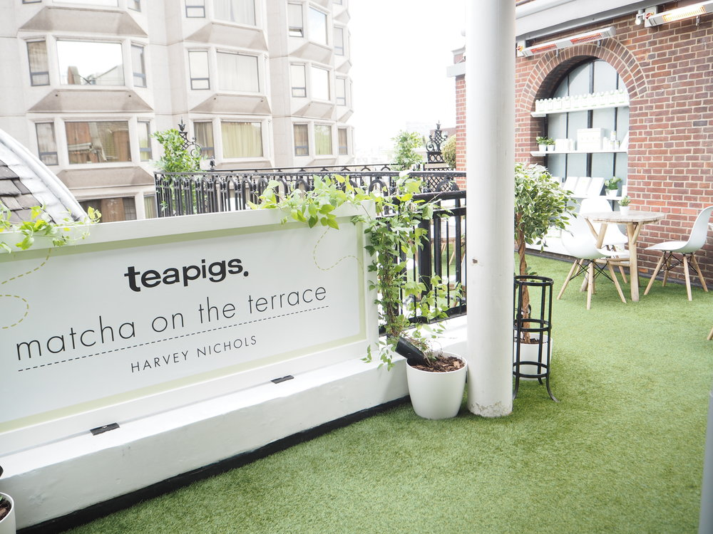 Quirky Group Harvey Nichols Take-over Teapigs