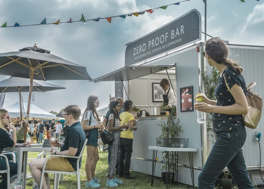 Quirky Group Art Deco Bar at a Festival Event.jpg