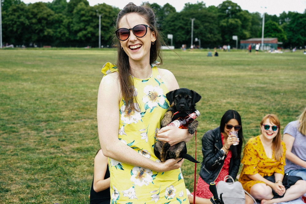 Case Study: Fentimans Product Launch - Our Brand Ambassadors helped launch a new Fentimans product, Sparkling Raspberry, by sampling 3,000 bottles in some of the most instagrammable London parks.