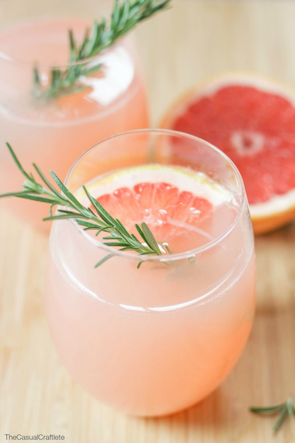 Recipe and image:    https://placeofmytaste.com/grapefruit-rosemary-mocktail/
