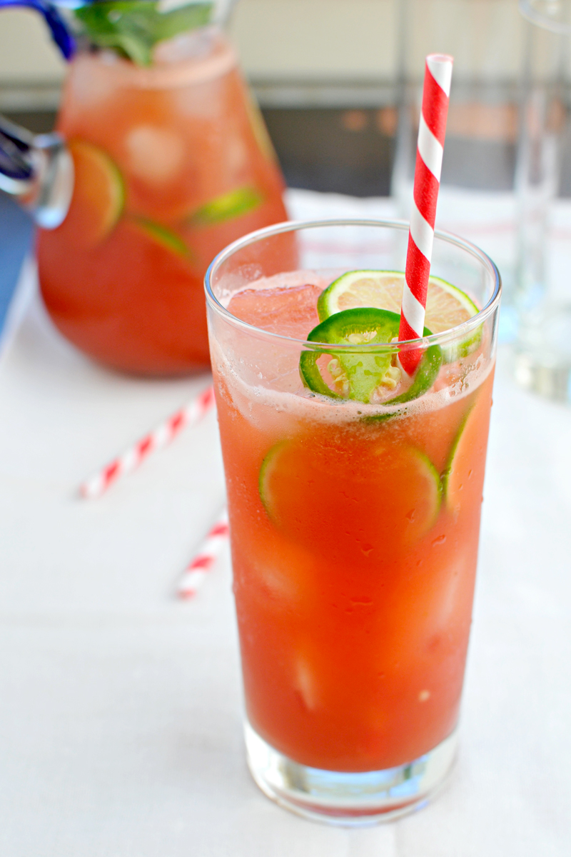 Recipe and image:     https://thepigandquill.com/jalapeno-watermelon-agua-fresca/