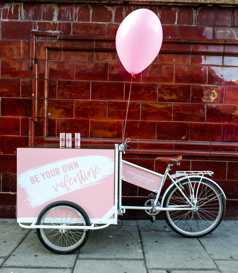 Cargo Tricycle Quirky Group Product Sampling