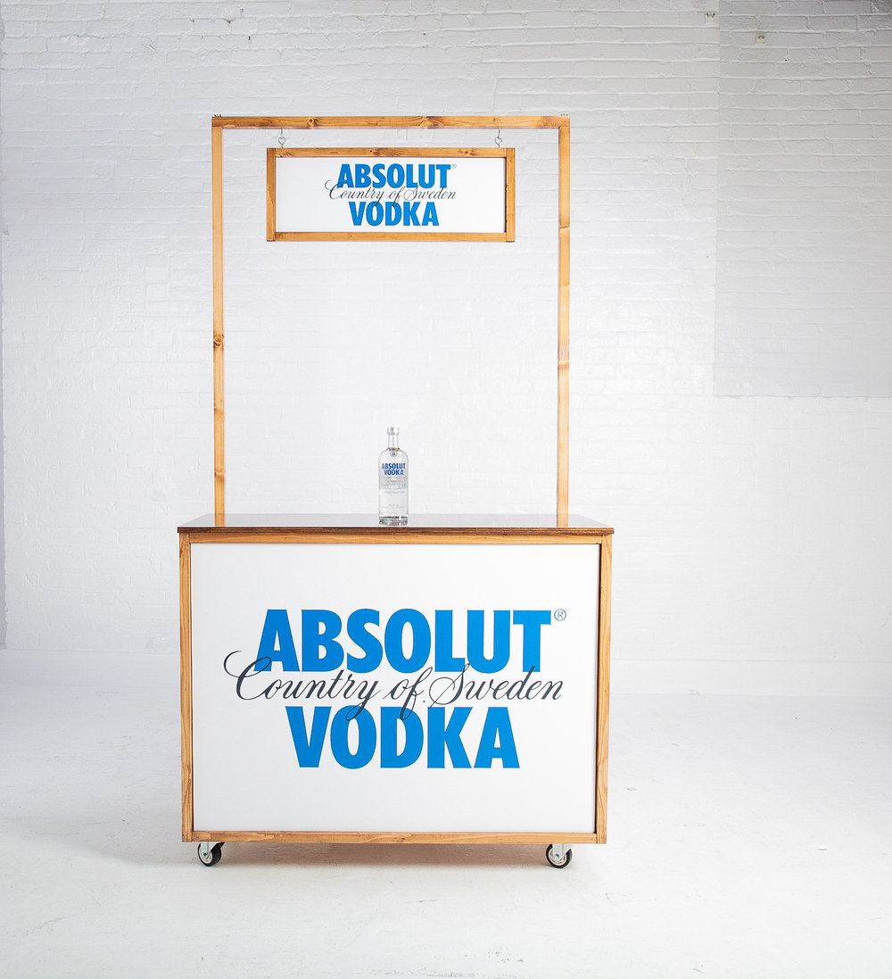 Quirky Group Fully Branded Bar