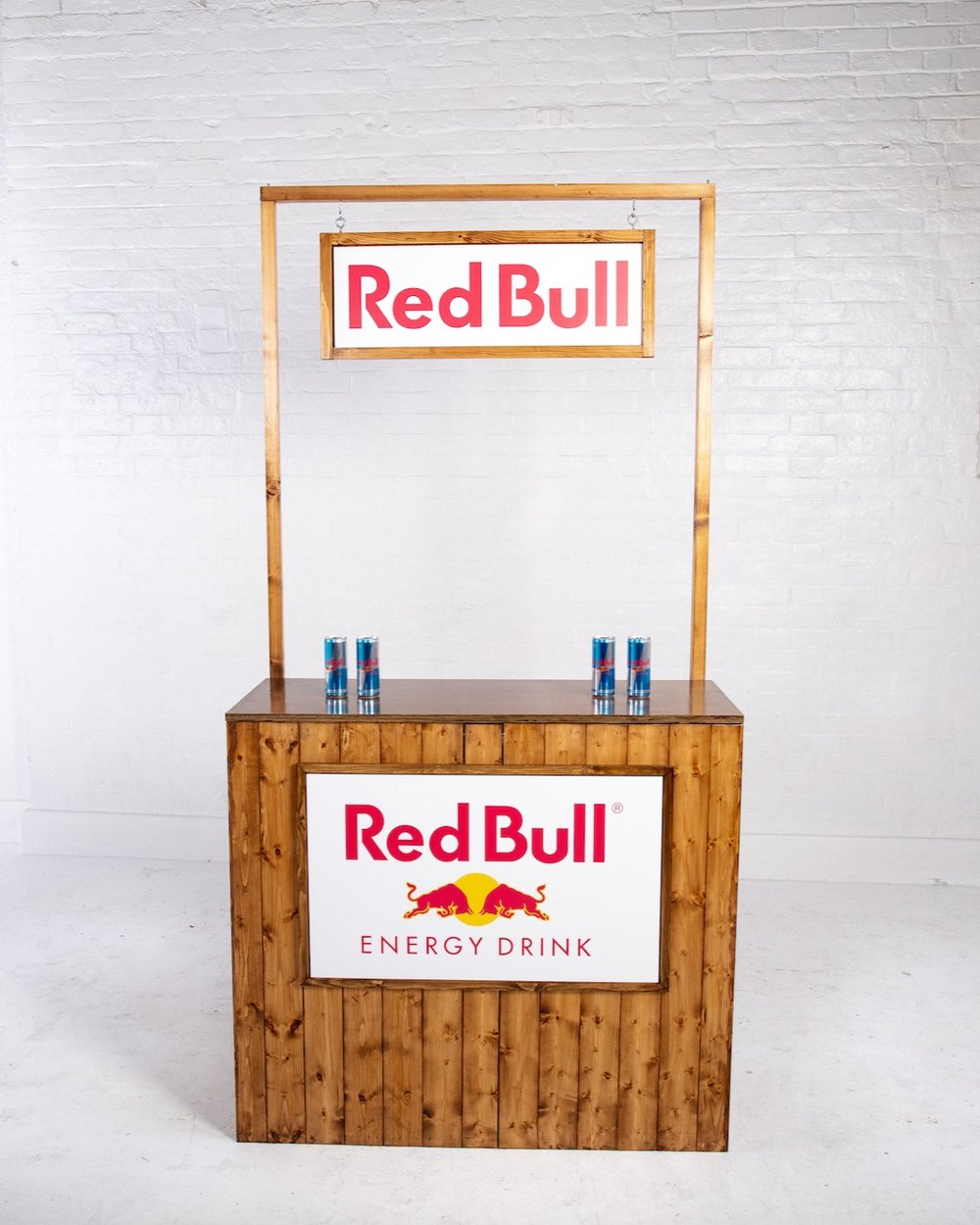 Quirky Group Flat Pack Fold up Sampling Table