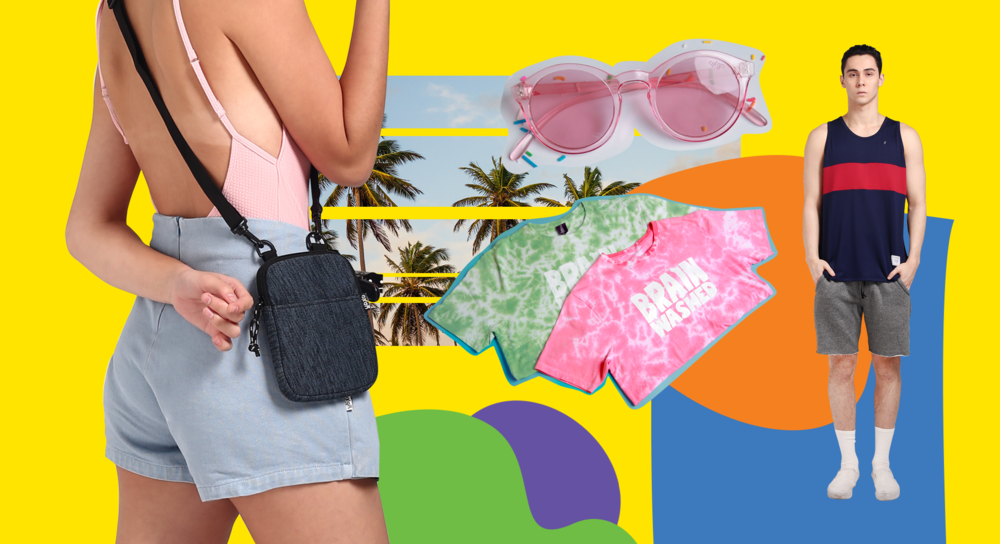7 Cool Ways to Dress for a Music Festival - Find out the go-to color that's knocking millennial pink off its reign. No, it's not Gen Z yellow either.