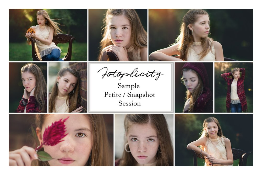 Sample Snapshot Session
