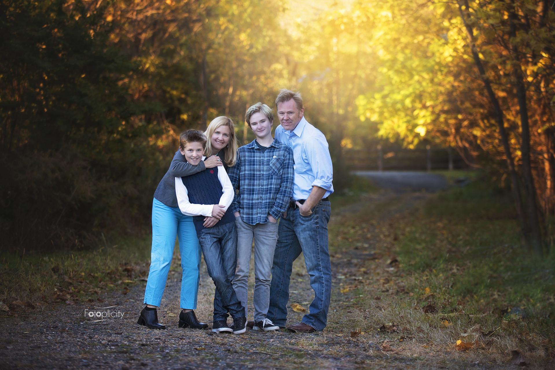 Family portrait Fotoplicity