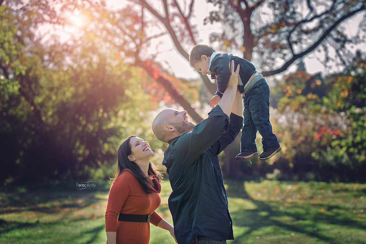 Family Photo Session by Fotoplicity, Fall, Central NJ Photographer