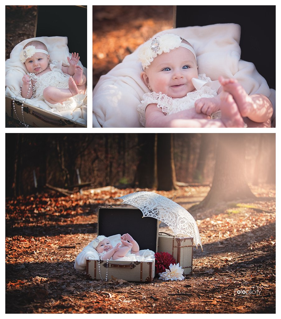 Vintage Baby by Fotoplicity